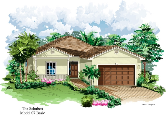 Schubert Model | Florida Retirement Communities